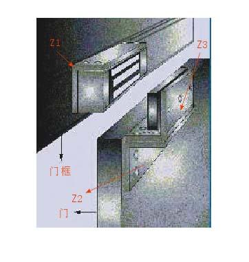 磁力锁的标准安装方法【图文】